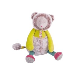 Peluche Souris verte Les Pachats Moulin ROTY