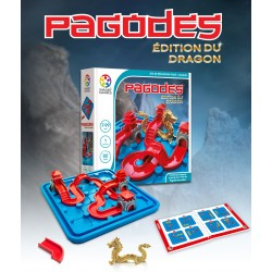 PAGODES ÉDITION DU DRAGON